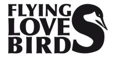 Flying Love Birds-Logo
