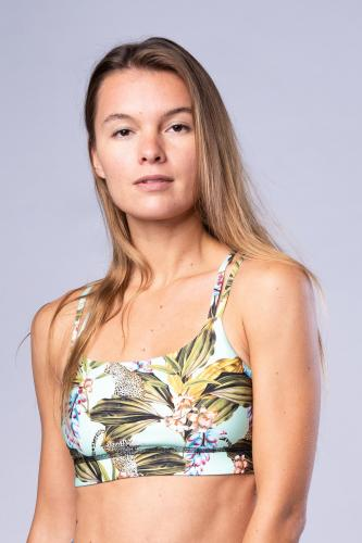Africa Mint - Diamant Back - Reversible Top