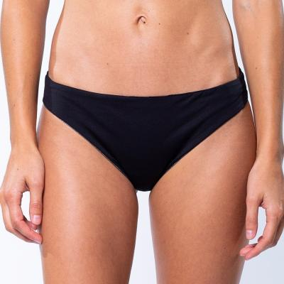 Black Beauty - Reversible Bikini - Pant Slim