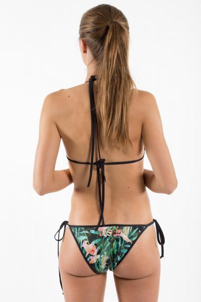 Green Jungle - Triangle - Bikini Top